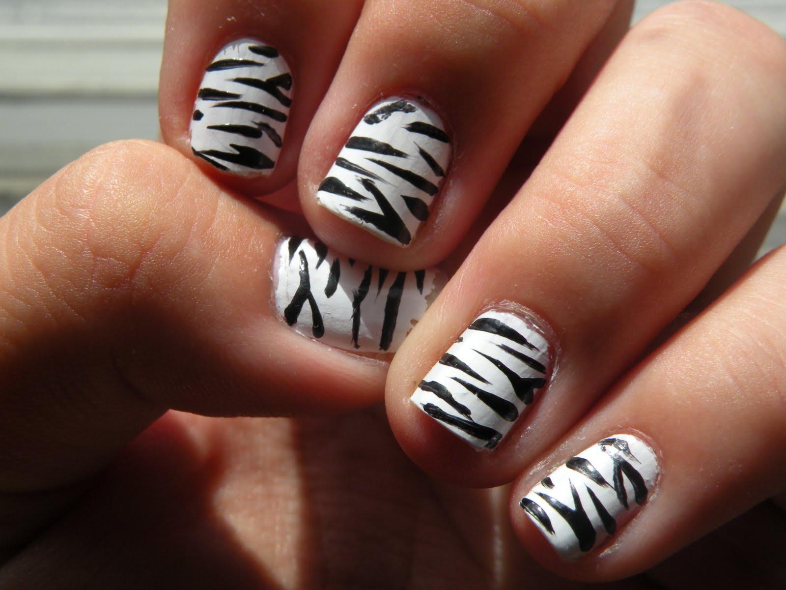 unhas-decoradas-zebra