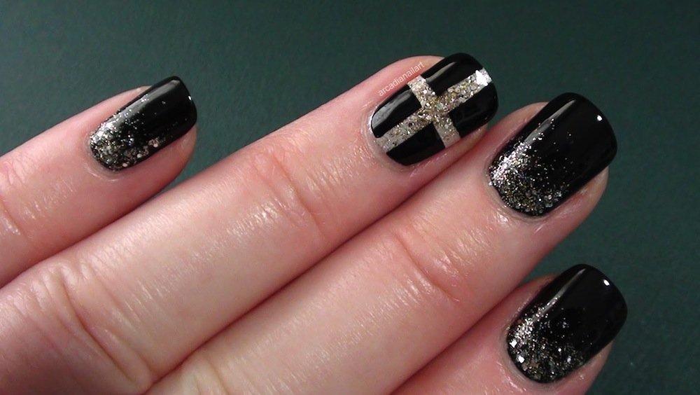 unhas-pretas-decoradas