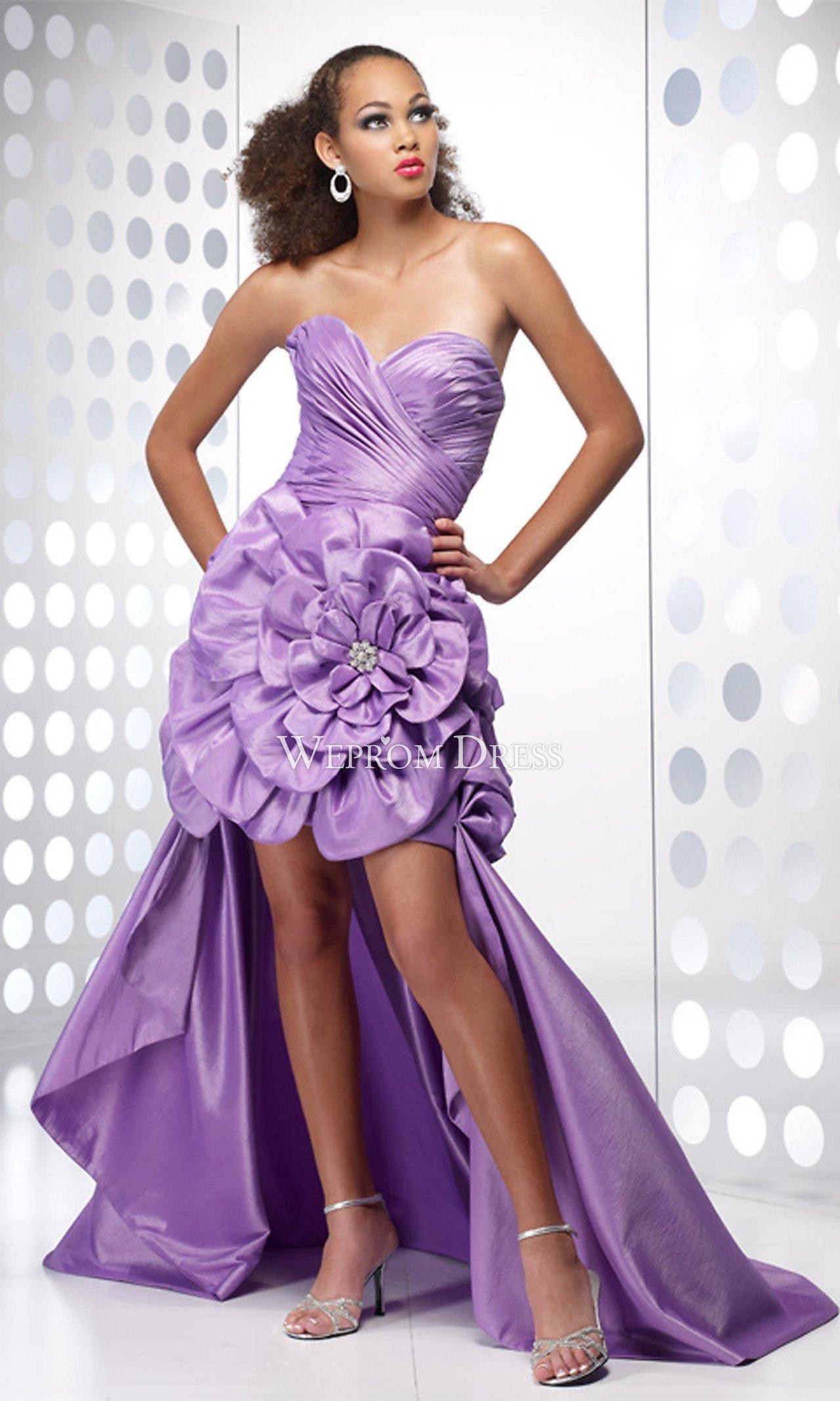 vestido curto lilas para casamento