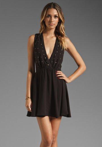 vestido de festa elegante