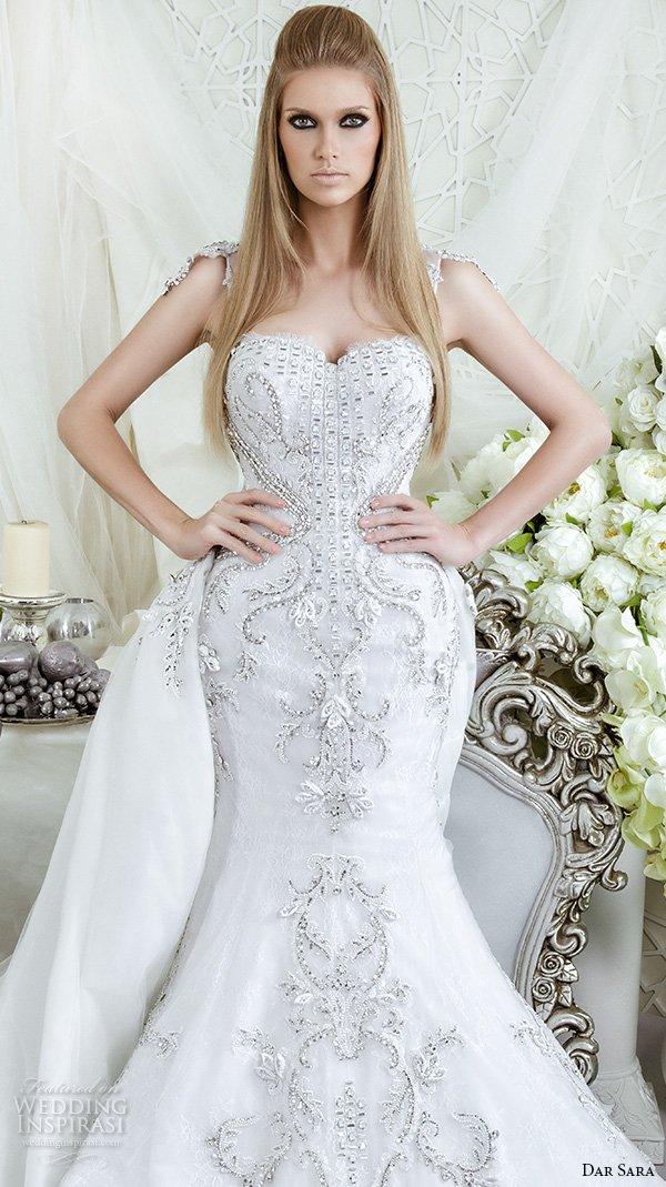 vestido de noiva 2016 elegante