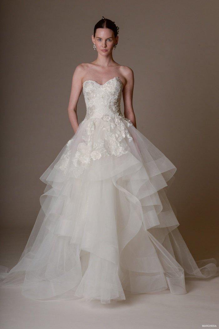 vestido de noiva 2016 tom tule