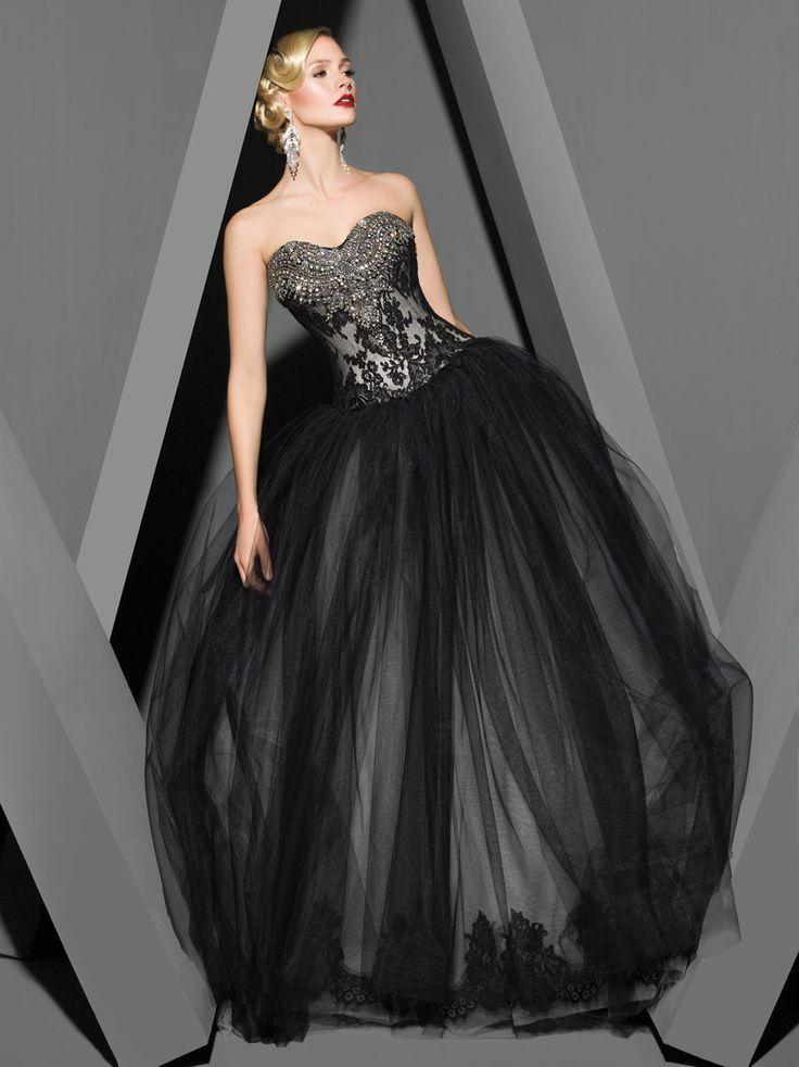 vestido-de-noiva-em-preto