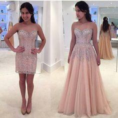 vestido debutante 2 1