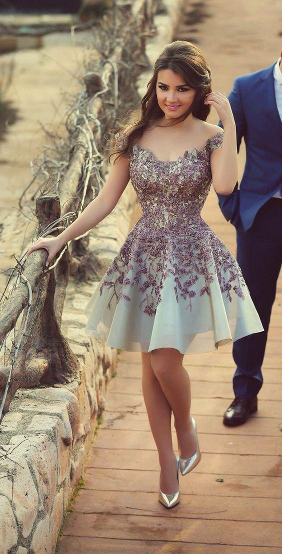 vestido debutante curto