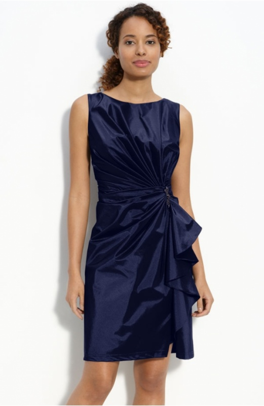 vestido elegante para formatura