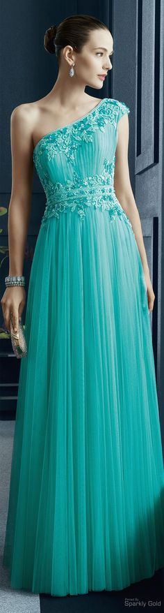 vestido festa decote frente 2