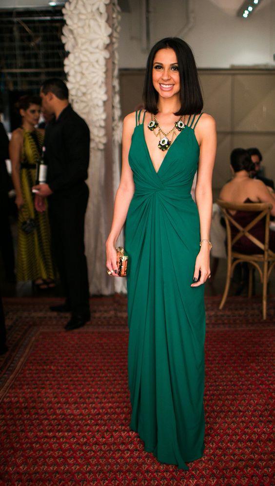 vestido festa decote frente 8