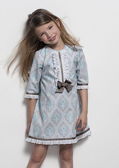 vestido festa menina 8