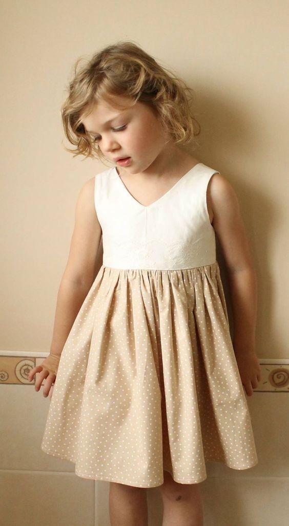 vestido festa menina