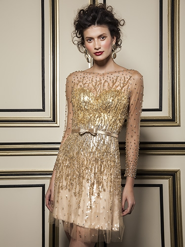 vestido festa pedraria 5