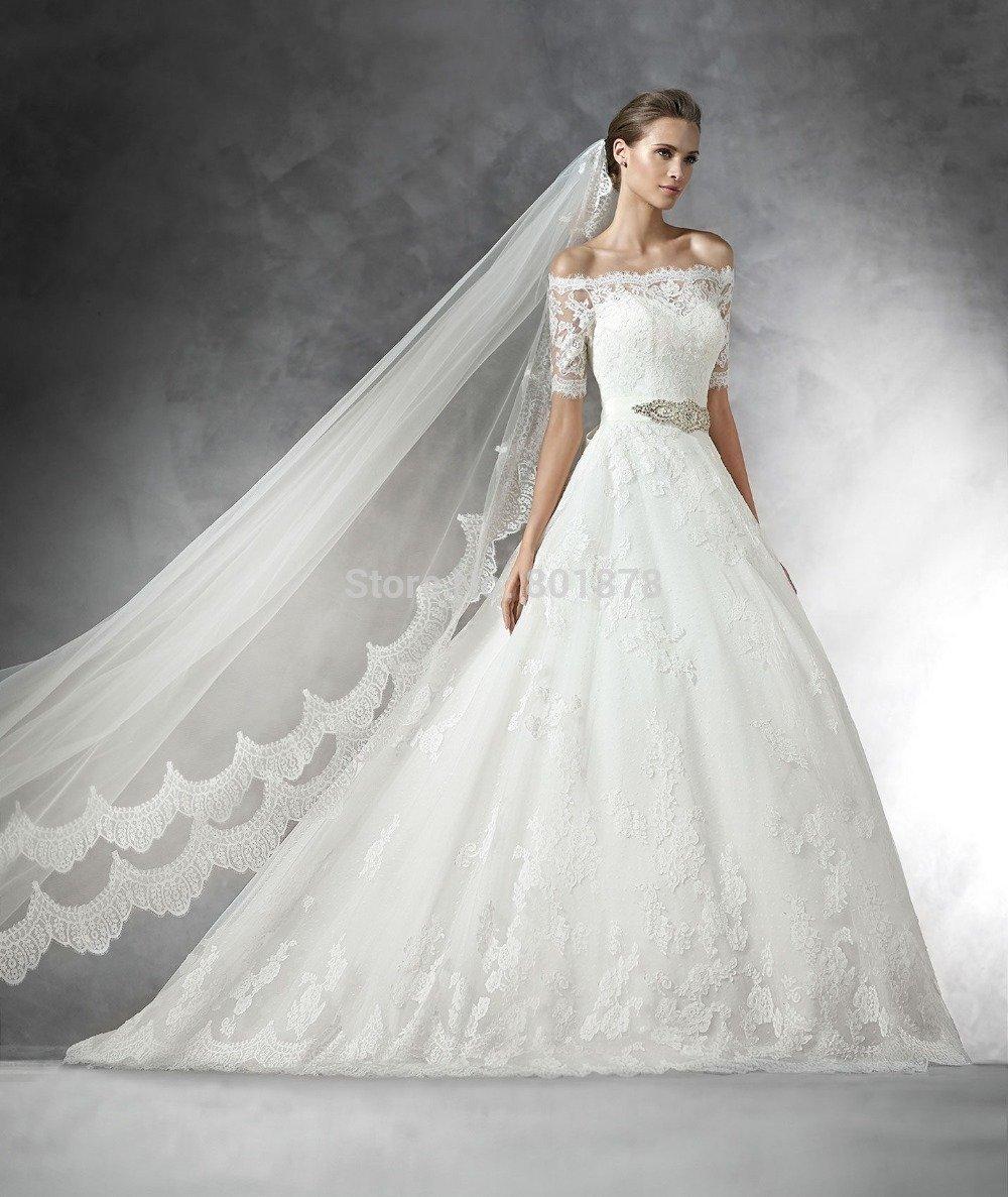 vestido-lingo-de-noiva-para-2016