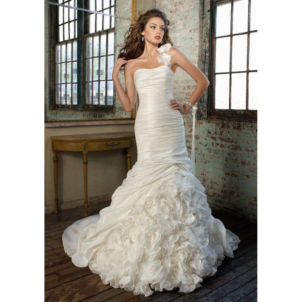 vestido longo casamento justo