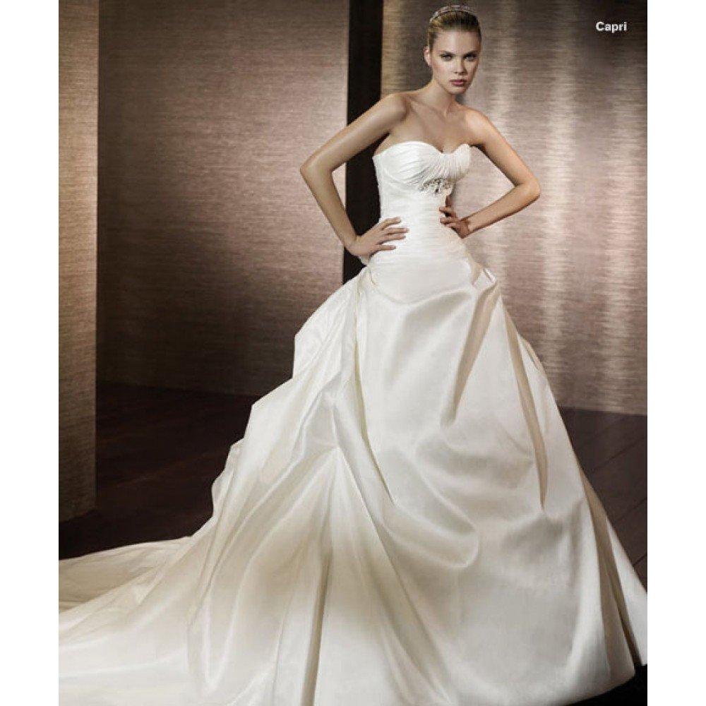 vestido longo casamento modelo