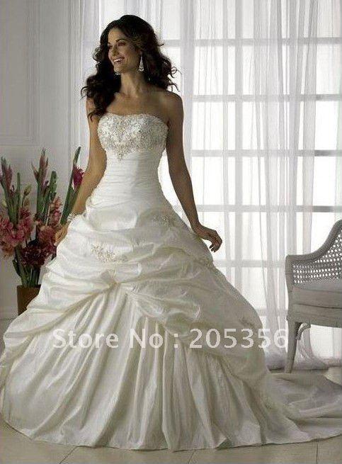 vestido longo casamento simples