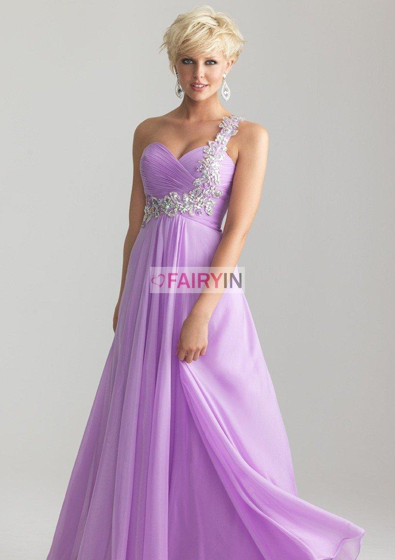 vestido longo lilas para casamento