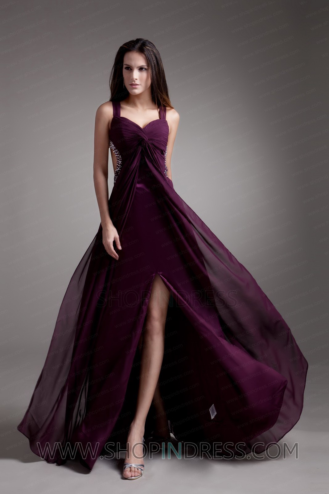 vestido longo modelo