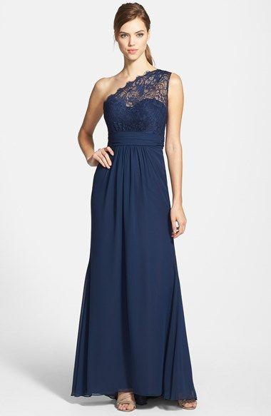 vestido madrinha casamento azul