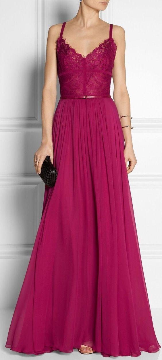 vestido madrinha casamento rosa 1