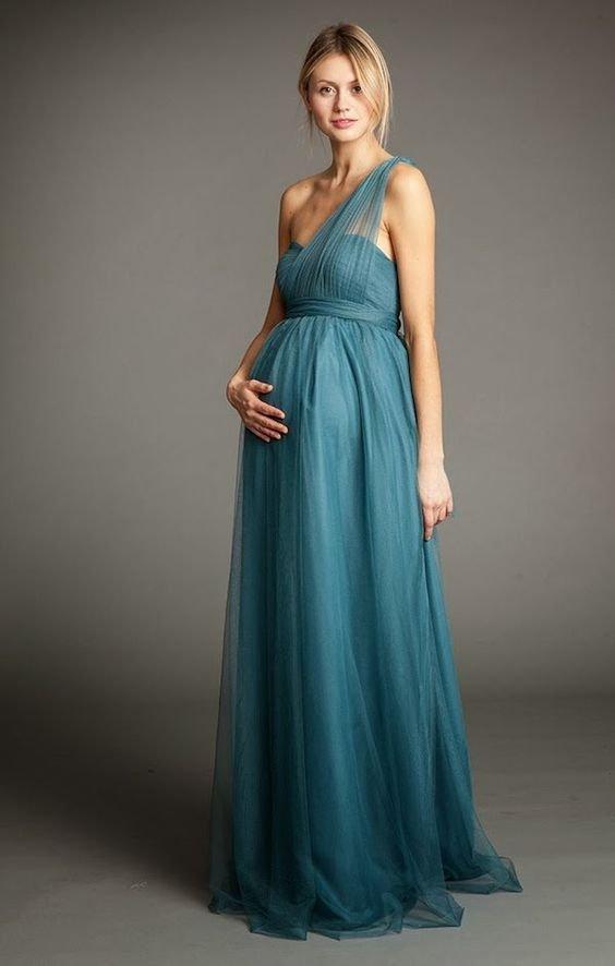 vestido madrinha gestante 1