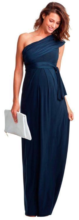 vestido madrinha gestante