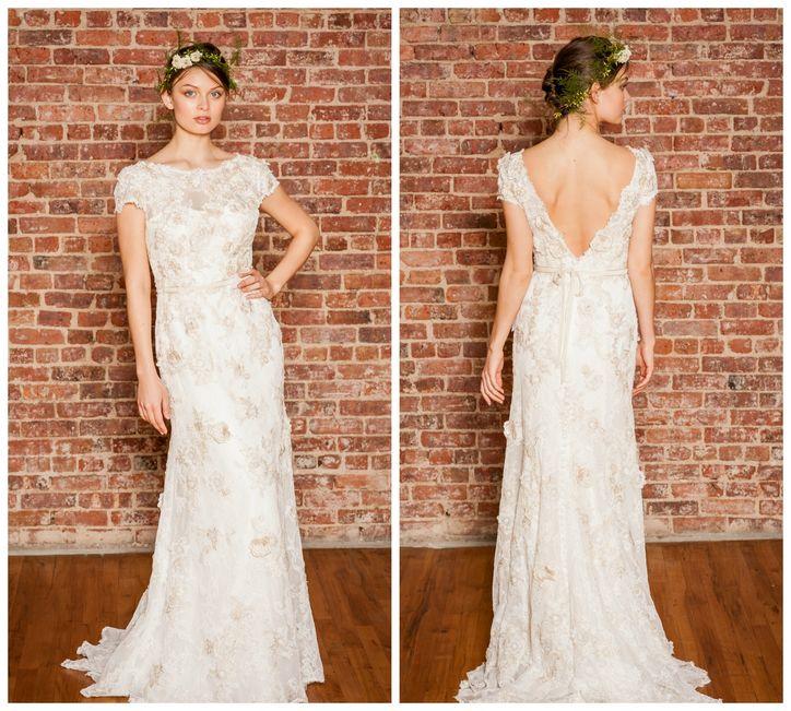 vestido noiva 2016 estilo antigo
