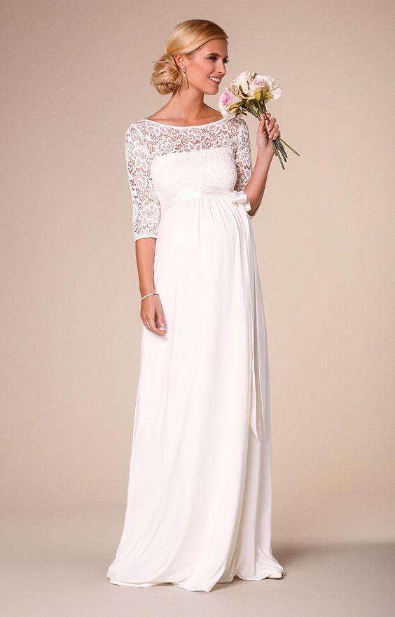 vestido noiva gravida 3