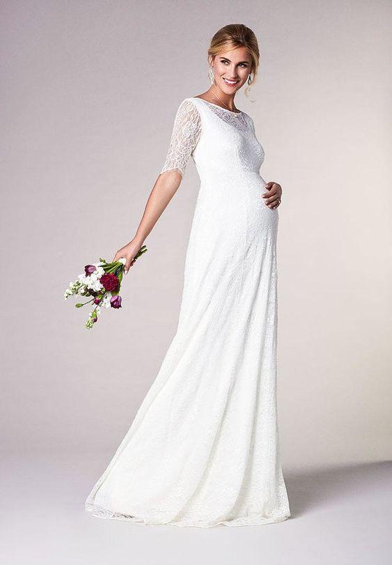 vestido noiva gravida 6