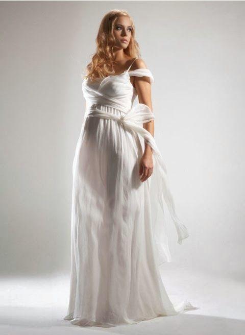 vestido noiva gravida 7
