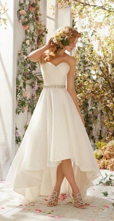 vestido noiva mullet 1