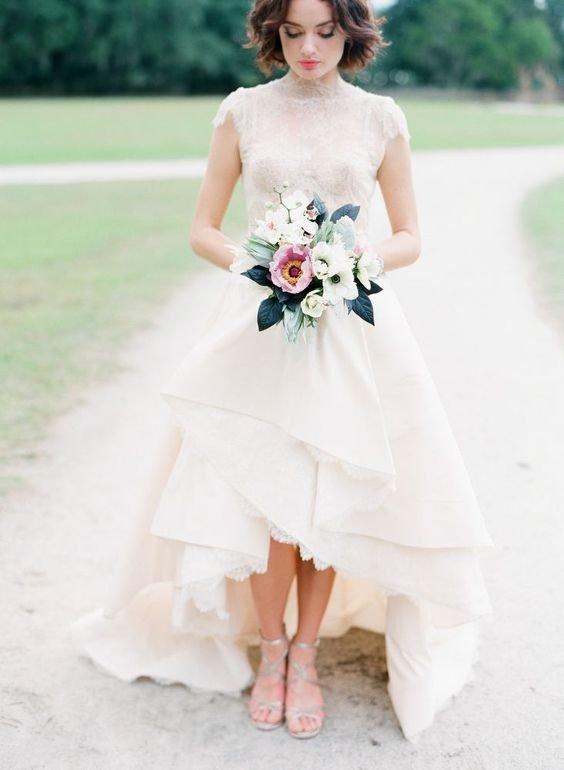 vestido noiva mullet 2