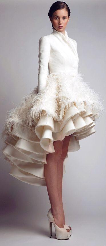 vestido noiva mullet 5