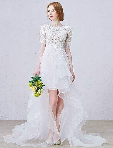 vestido noiva mullet 7