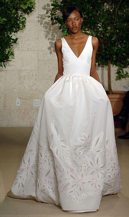 vestido noiva oscar de la renta 1