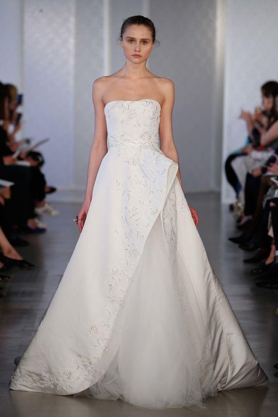 vestido noiva oscar de la renta 2