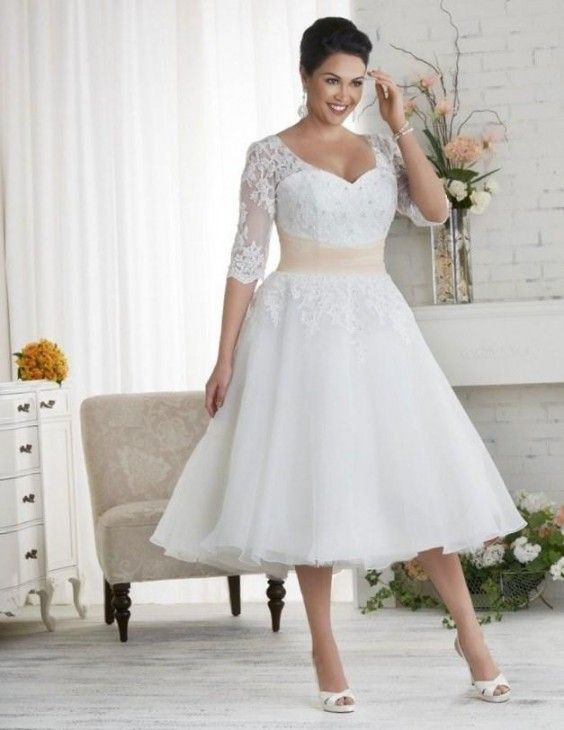 vestido noiva plus size 2