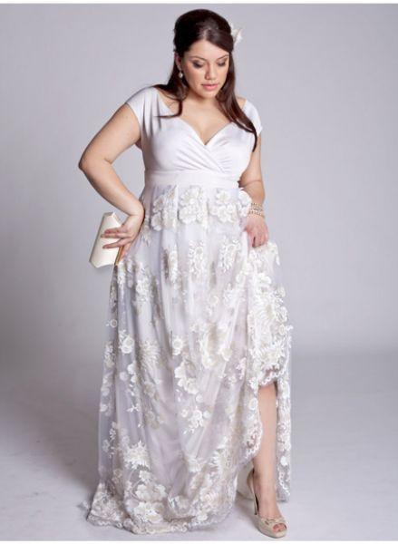 vestido noiva plus size 6