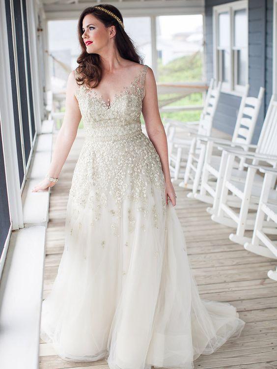 vestido noiva plus size 7