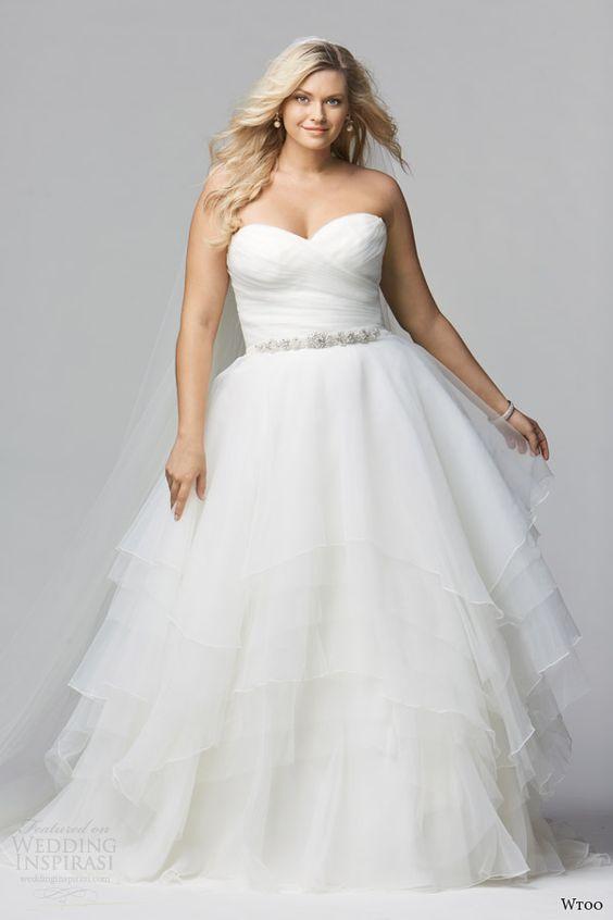 vestido noiva plus size 9