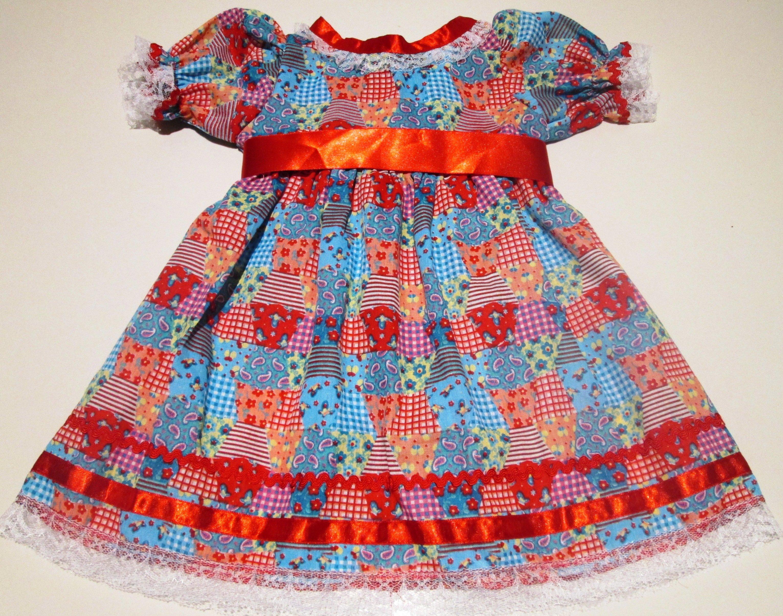 vestido para festa junina 23