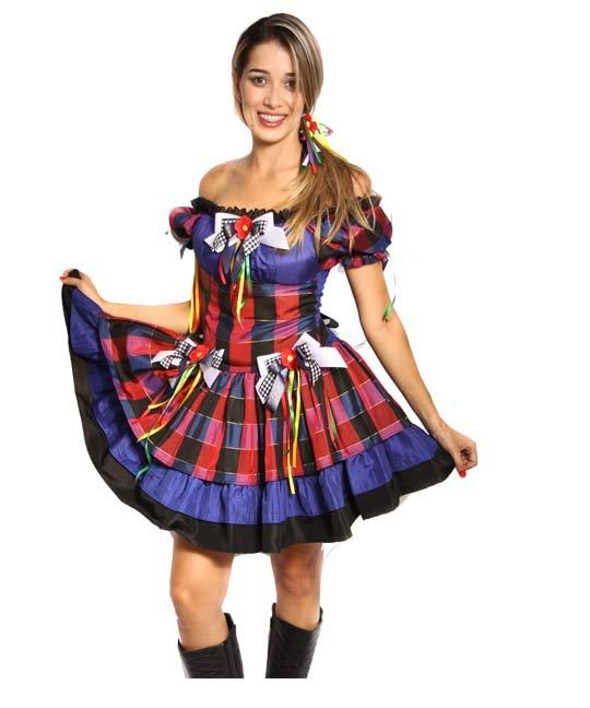 vestido para festa junina 24