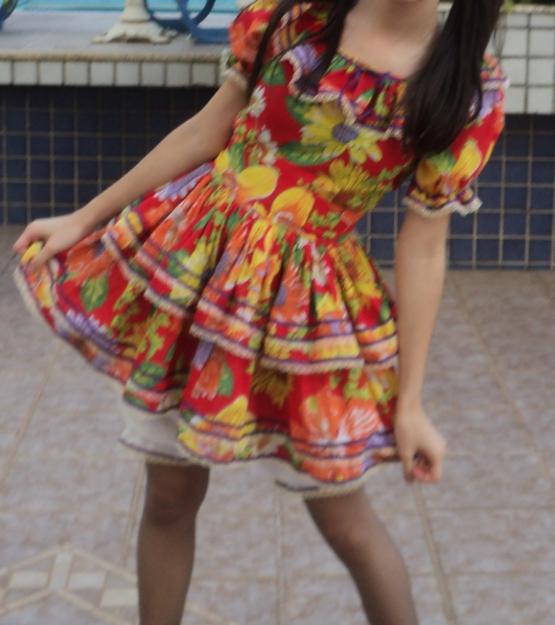 vestido para festa junina 26
