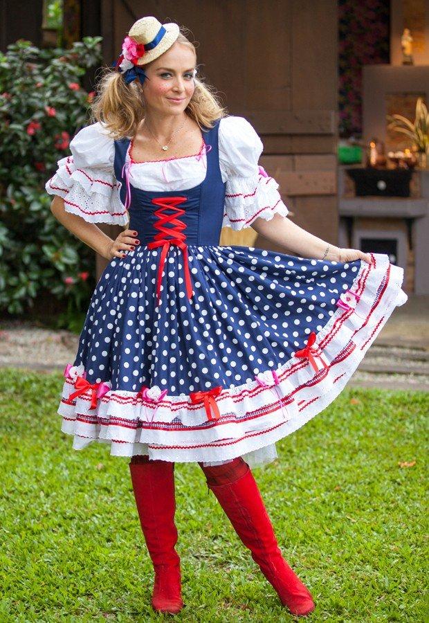 vestido para festa junina 31
