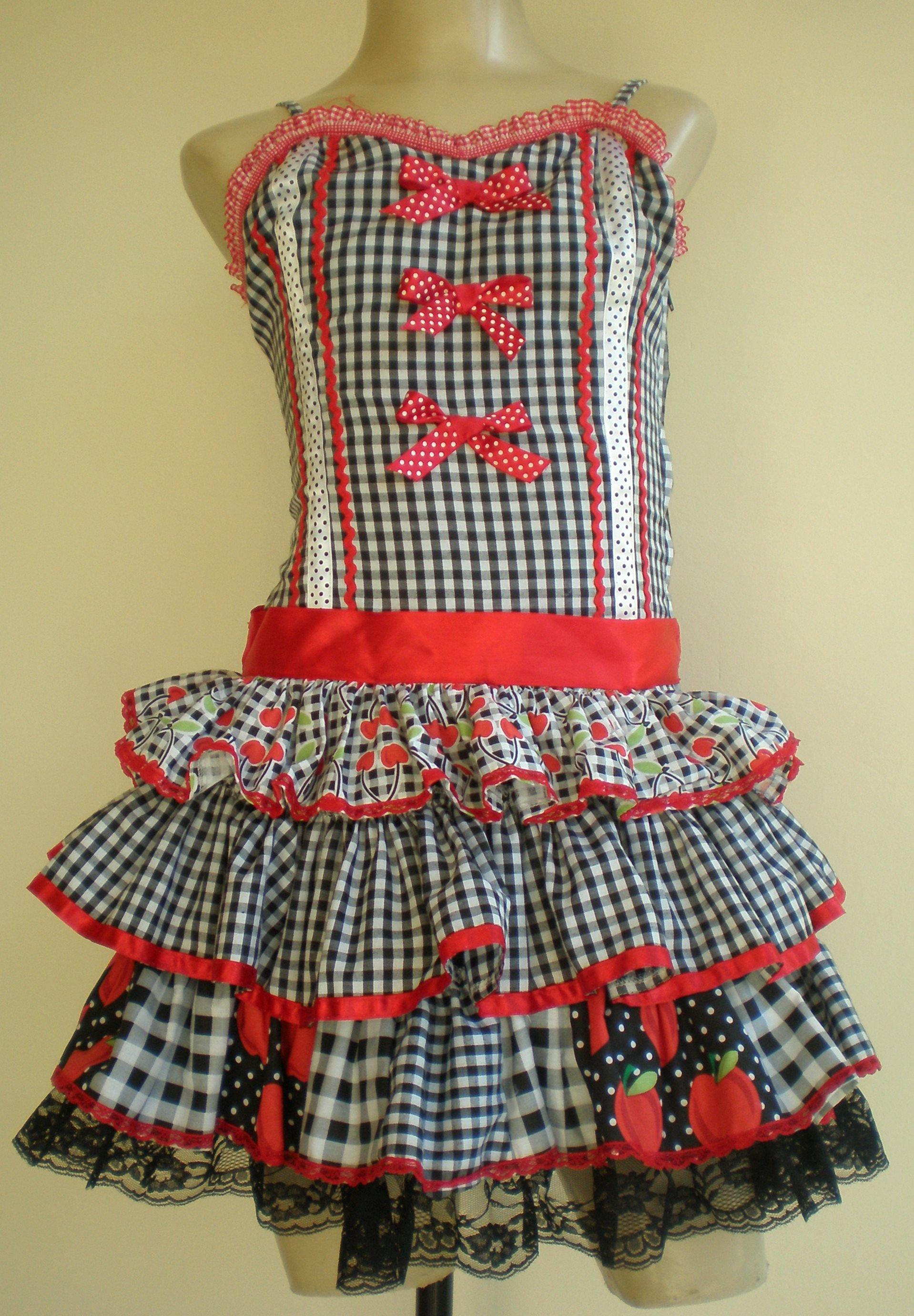 vestido para festa junina 34