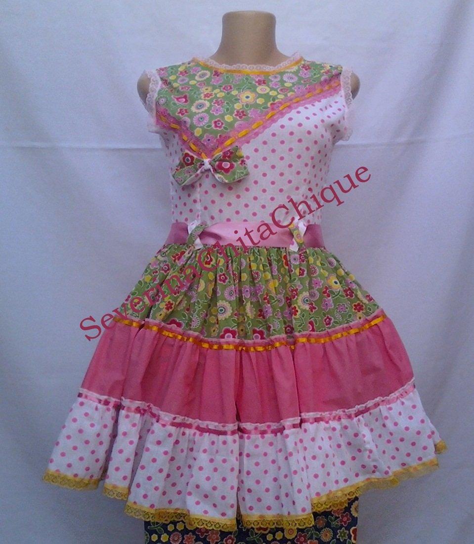 vestido para festa junina 35