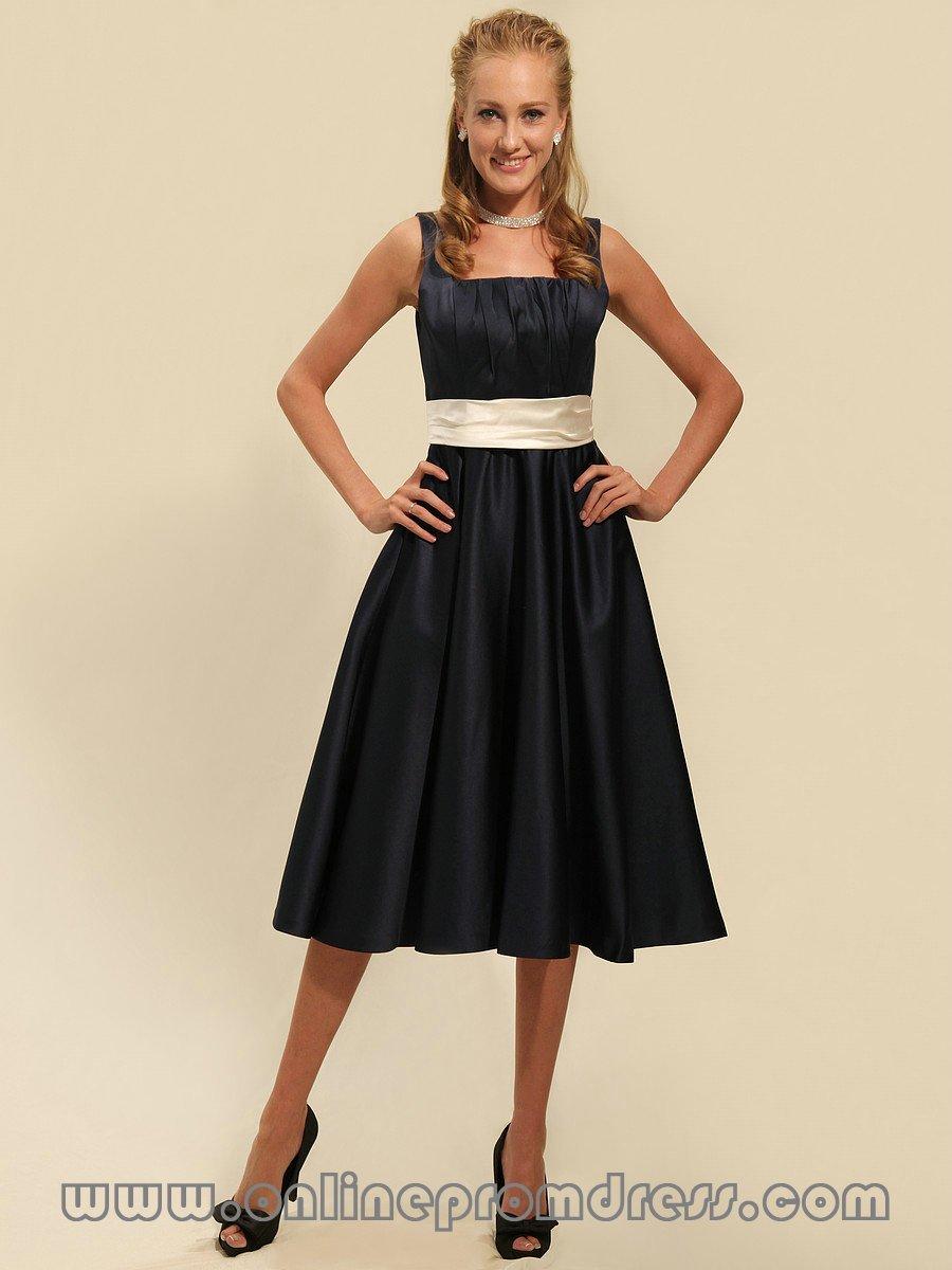 vestido preto simples para formatura