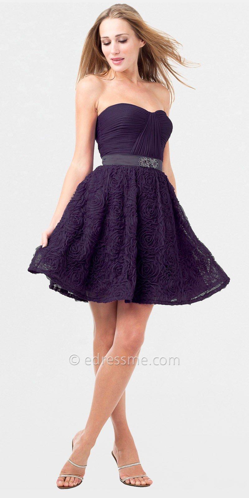 vestido roxo para festa