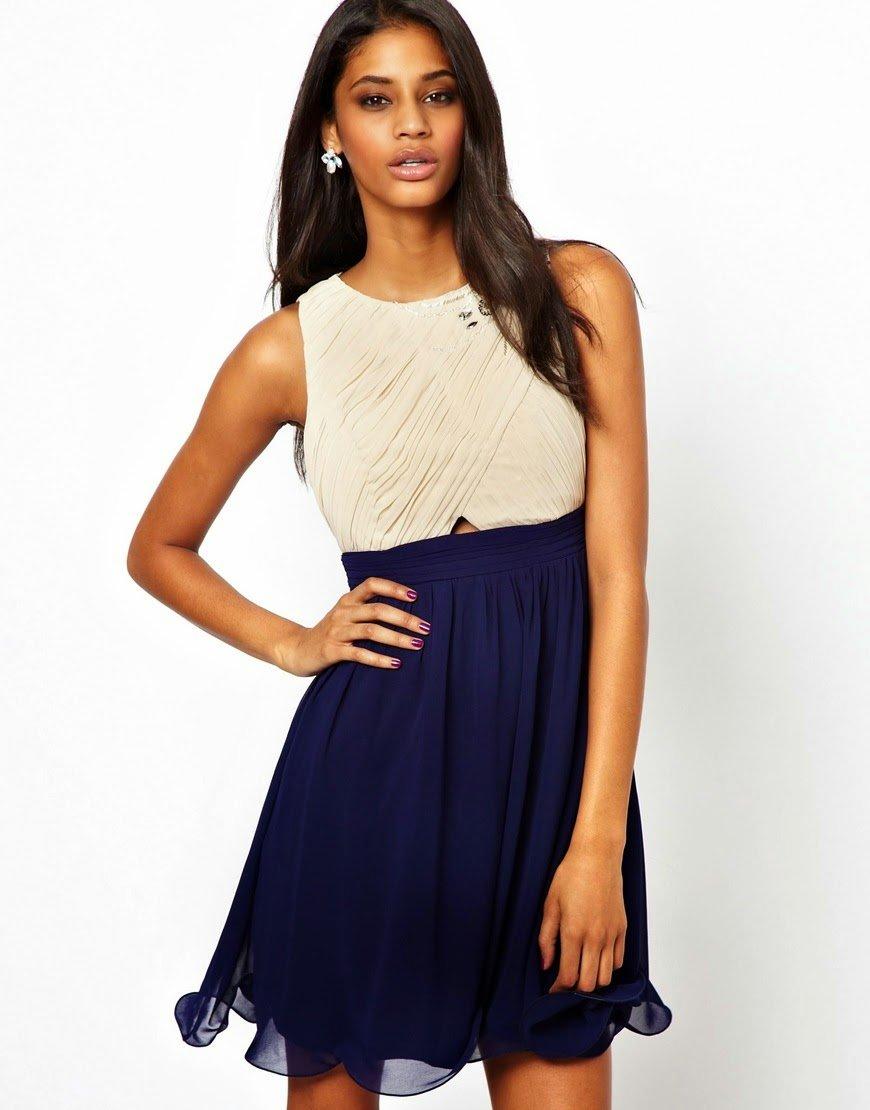 vestido simples para formatura