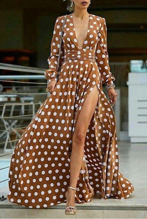 vestido verao bolinhas