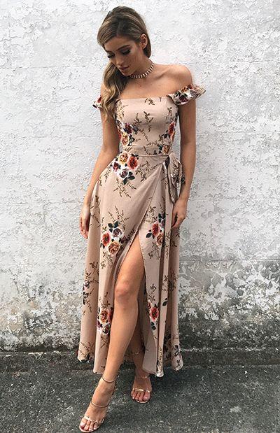 vestido verao nude